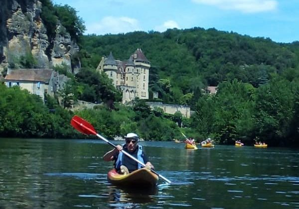 CANOE activités et visites sites historiques Périgord Noir