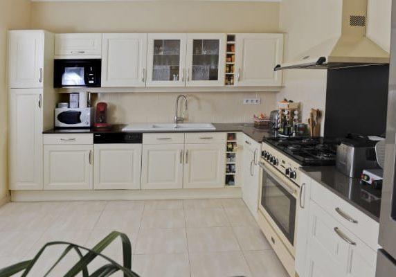 cuisine chambres d'hôtes Dordogne en bord de rivière Sarlat