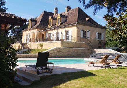 chambres d'hôtes Dordogne en bord de rivière Sarlat